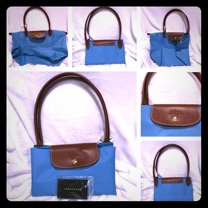 NWT Longchamp Le Pliage Tote Large